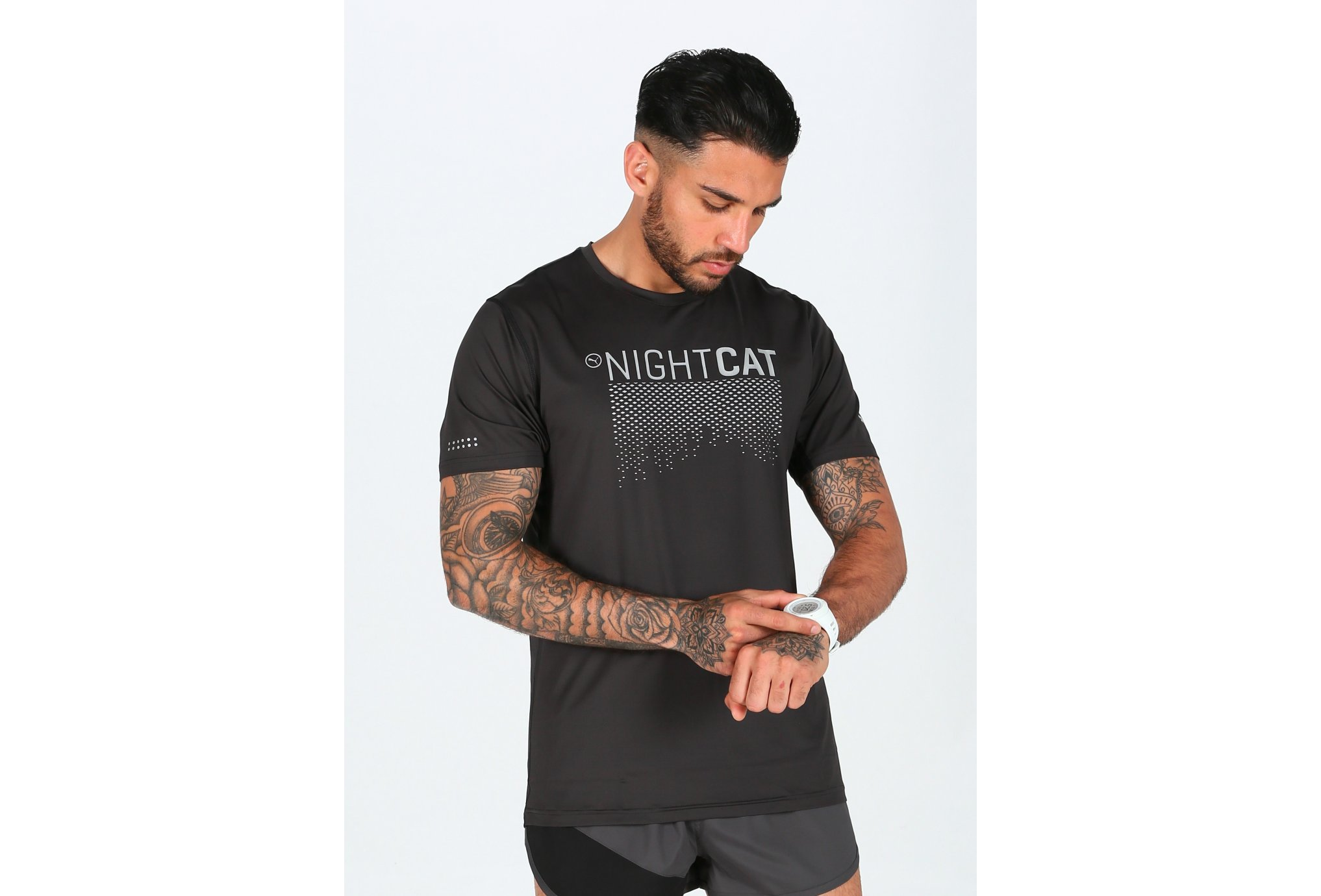 Puma NightCat M vêtement running homme