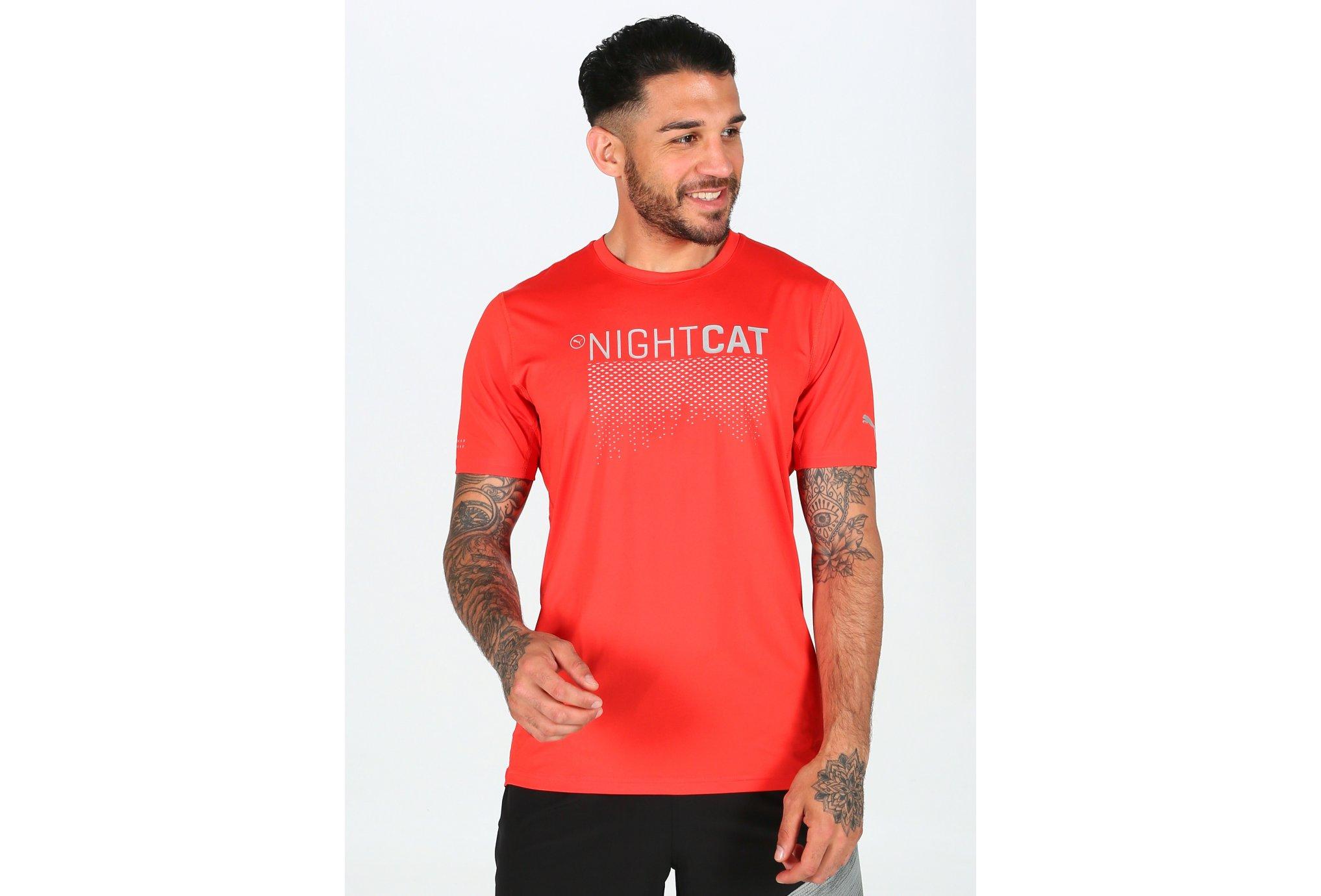 Puma NightCat M vêtement running homme