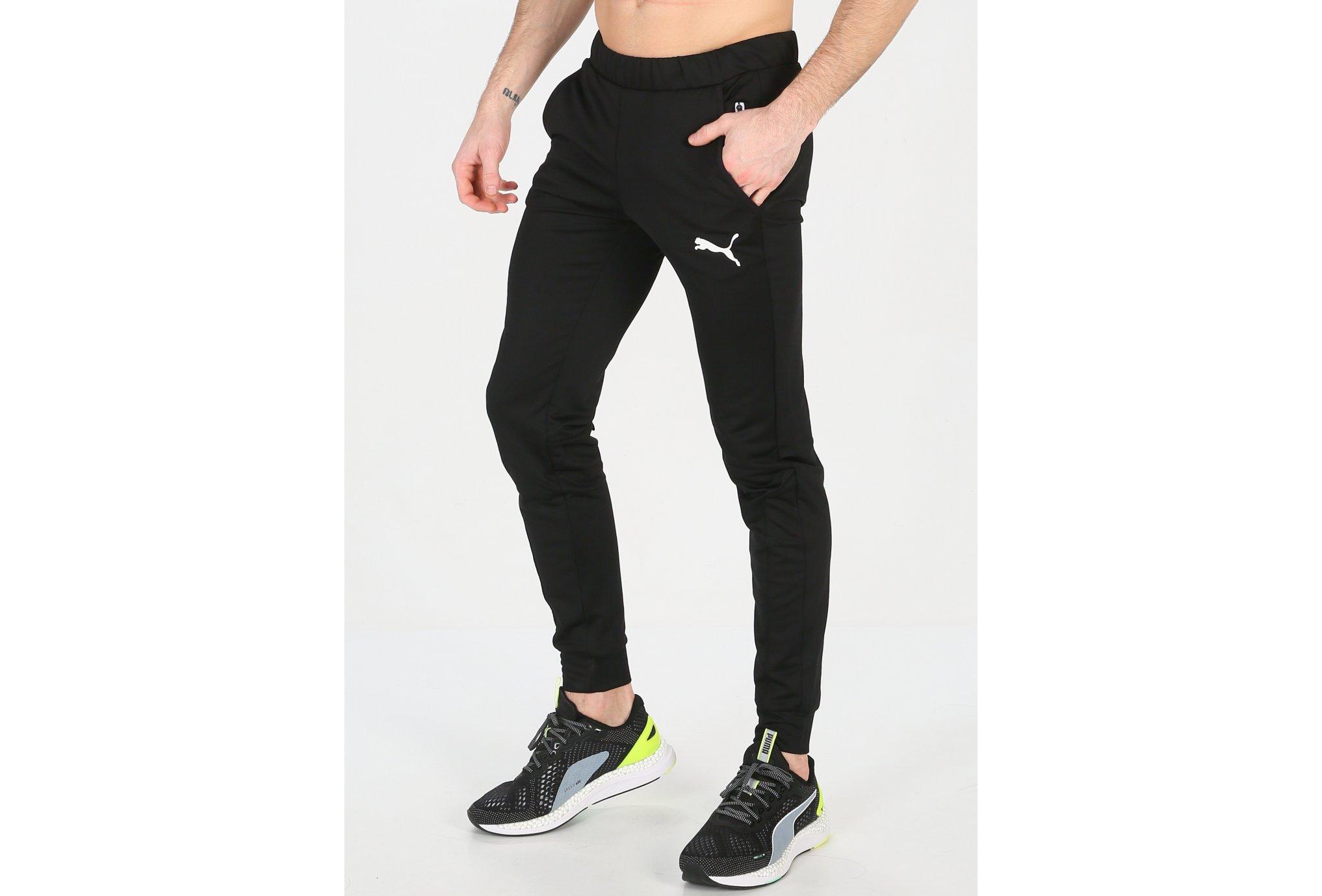 Puma Ready To Go Knit M vêtement running homme