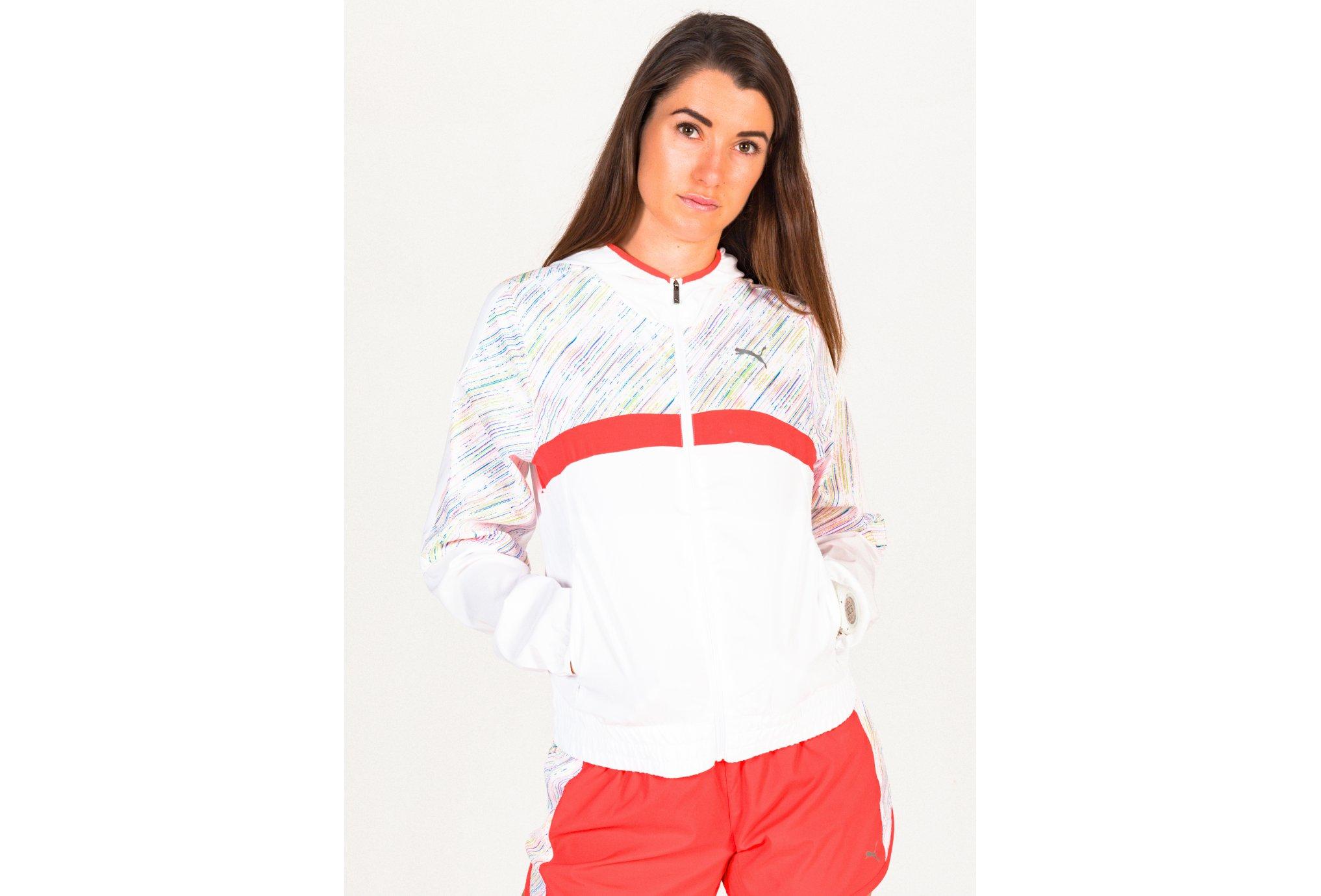 Puma Run Graphic W vêtement running femme