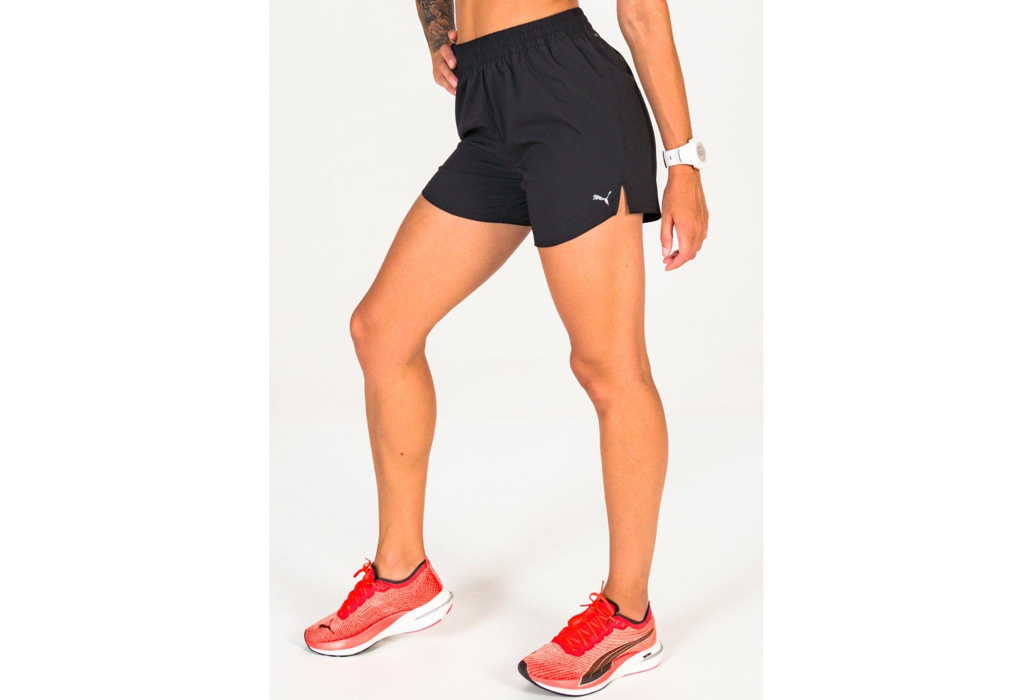 Puma Run Woven W vêtement running femme
