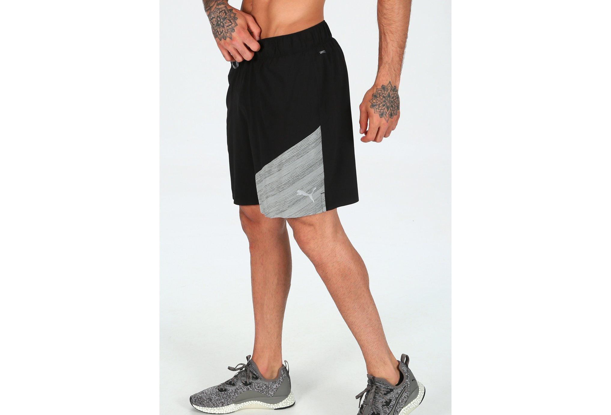 Puma Running PACE 2 en 1 M Diététique Vêtements homme