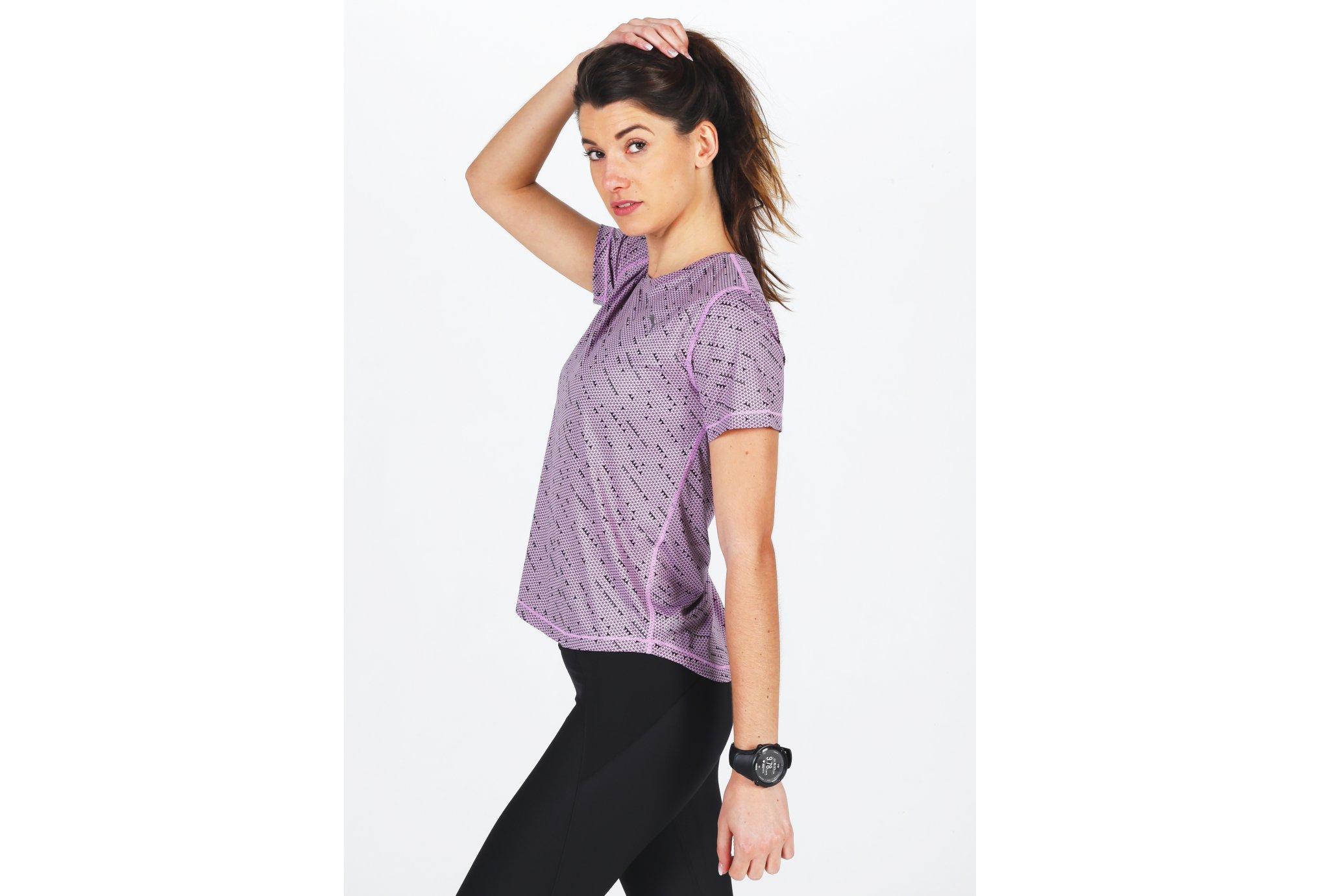 Puma S/S Ignite Graphic W Diététique Vêtements femme