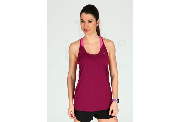 a067950a2 Puma Camiseta de tirantes Top Active Training With Me en promoción ...