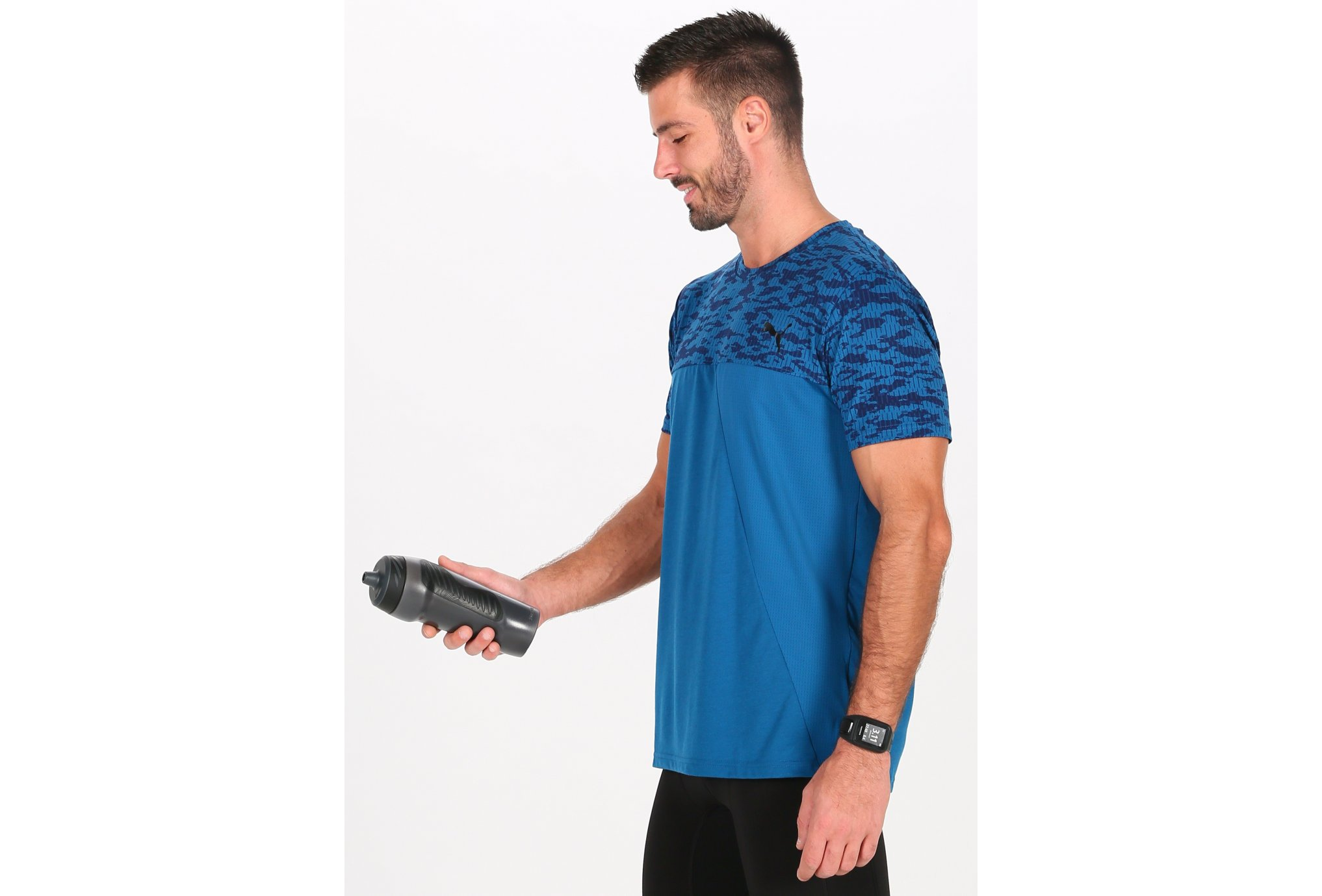 Puma Train AOP Vent M vêtement running homme