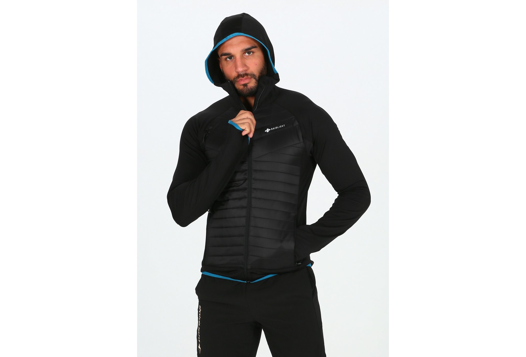 Raidlight Activ Hybrid M vêtement running homme