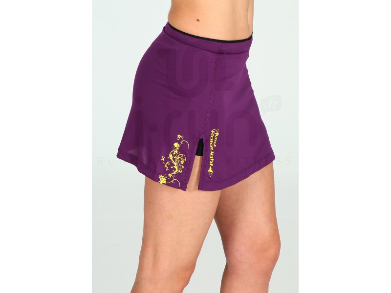 Raidlight Jupe Short W pas cher - Vêtements femme running Shorts    cuissards   jupes en promo 3ac9d93b359
