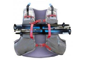 Raidlight chaleco de hidratación Responsiv Vest 12L + 2 EazyFlask 600 mL