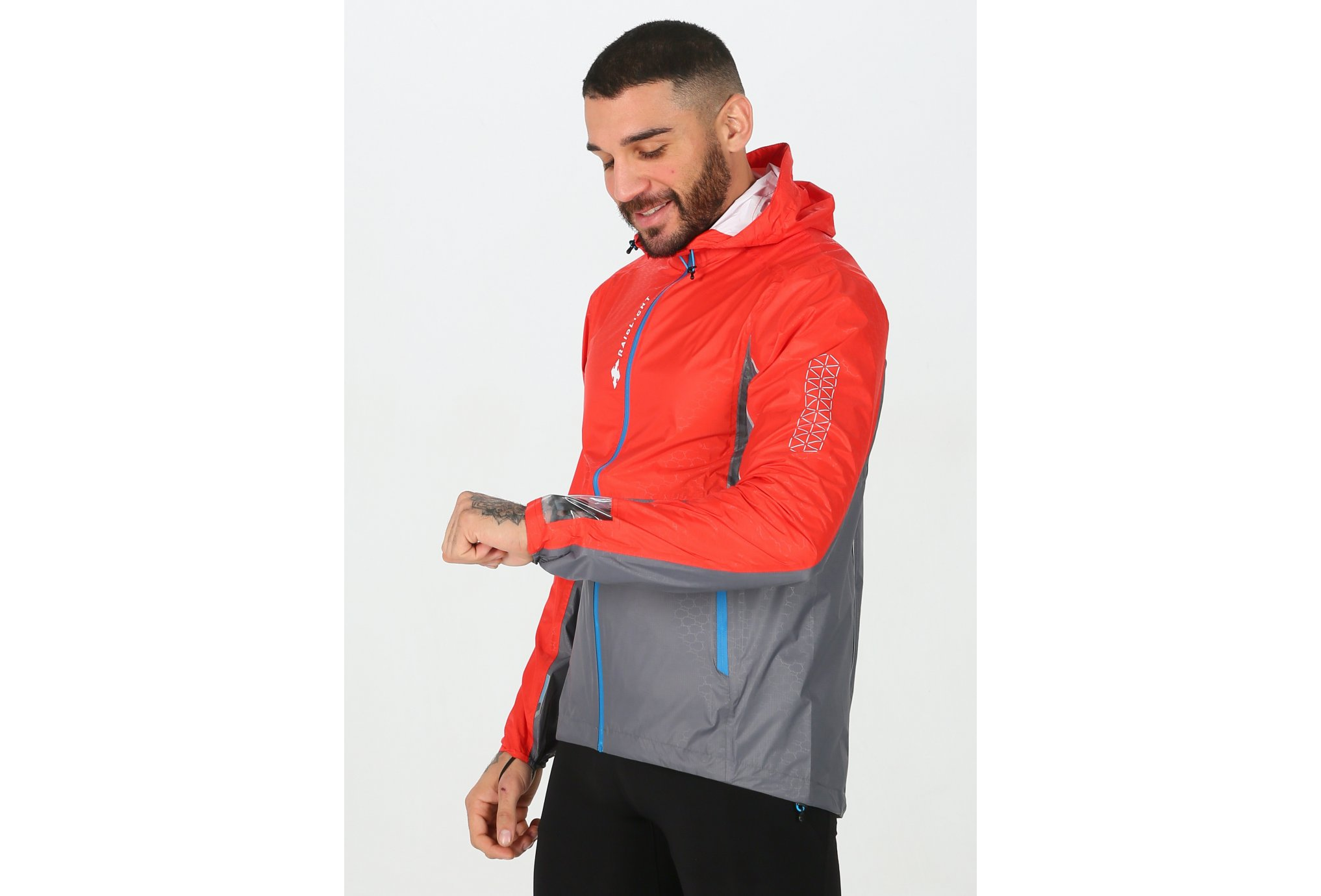 Raidlight Top Extreme MP+ M vêtement running homme