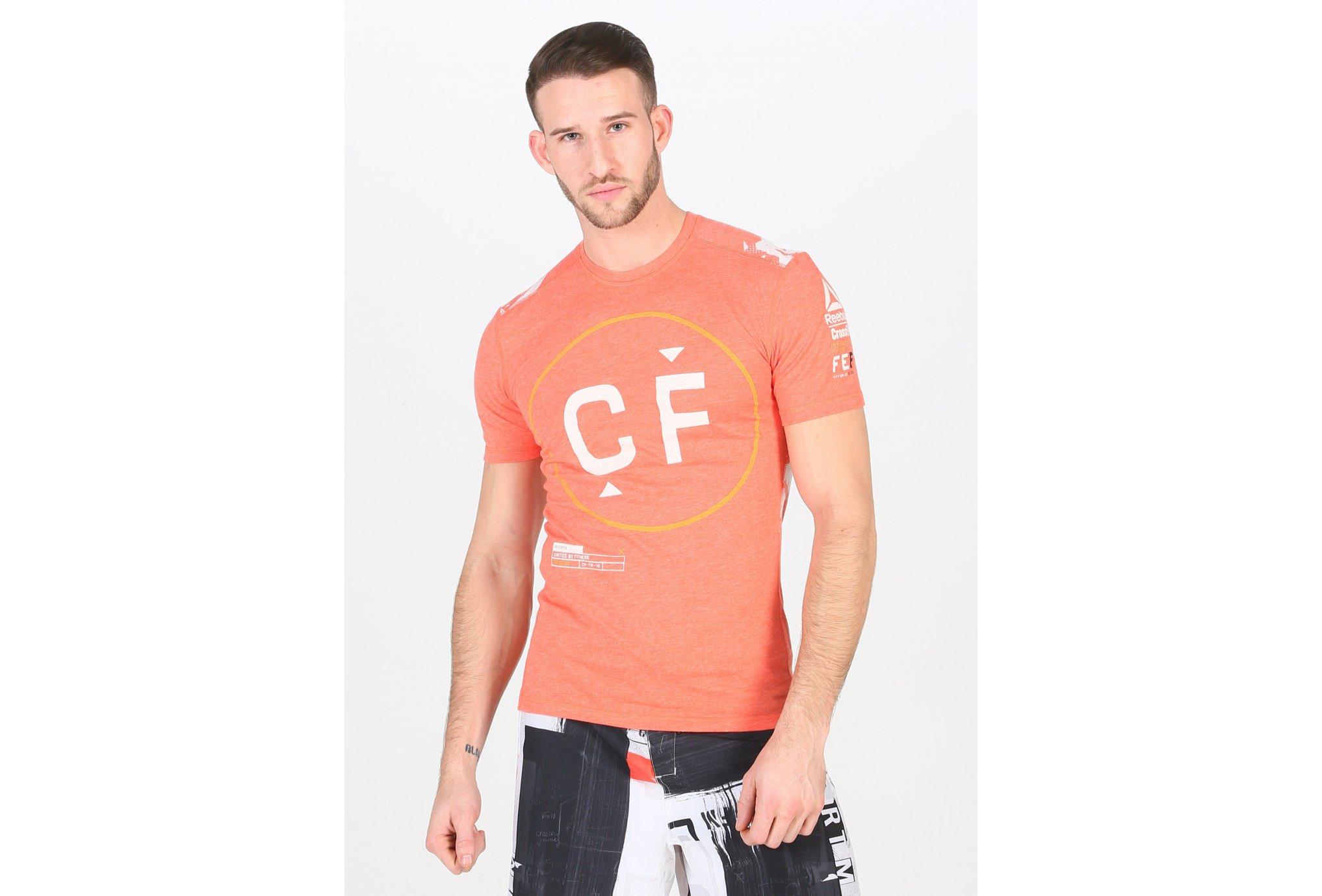 Reebok Burnout Crossfit M Diététique Vêtements homme