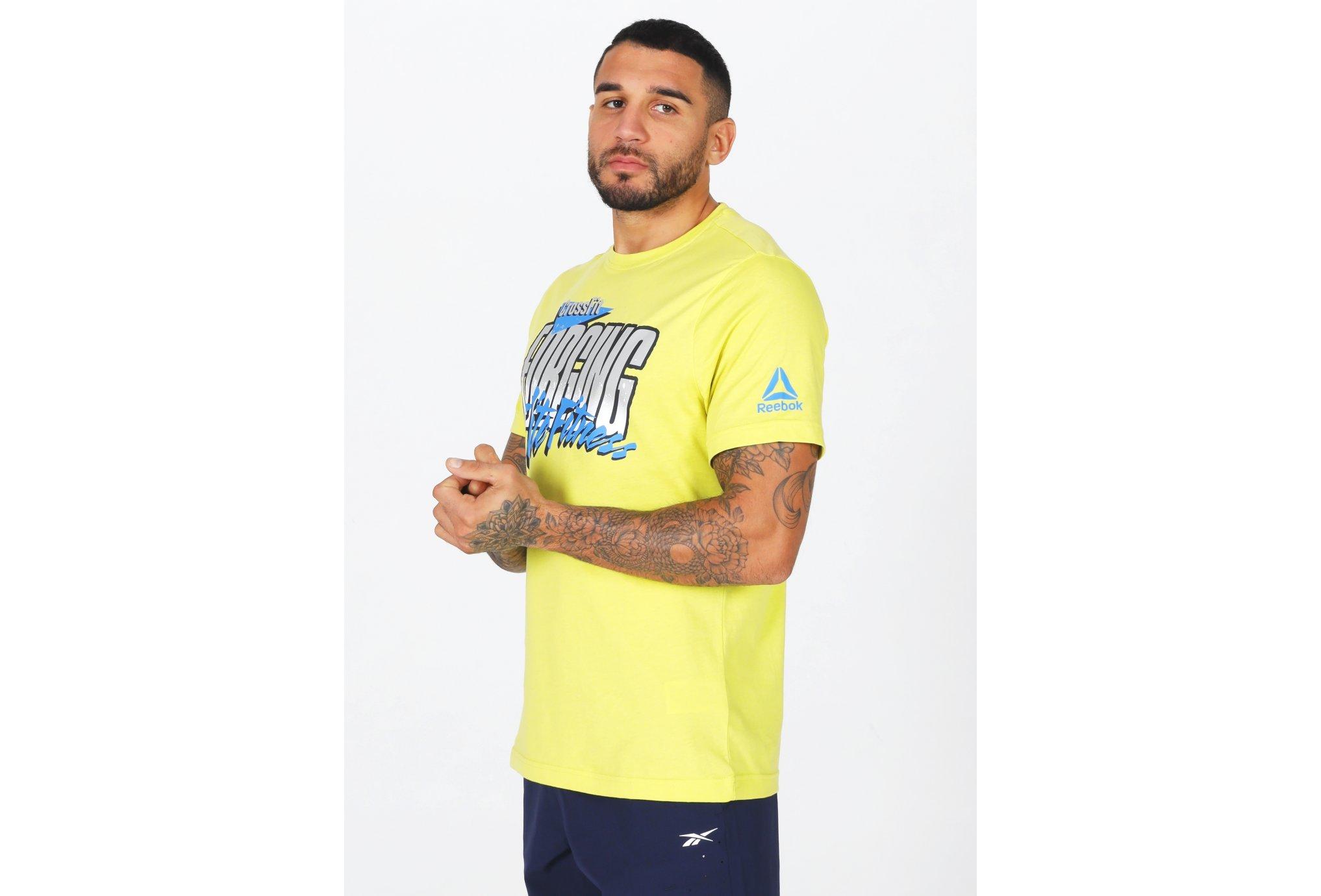 Reebok CrossFit 90S Cali M vêtement running homme
