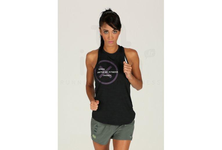 d851e78c7 Reebok Camiseta de tirantes Crossfit Activchill en promoción