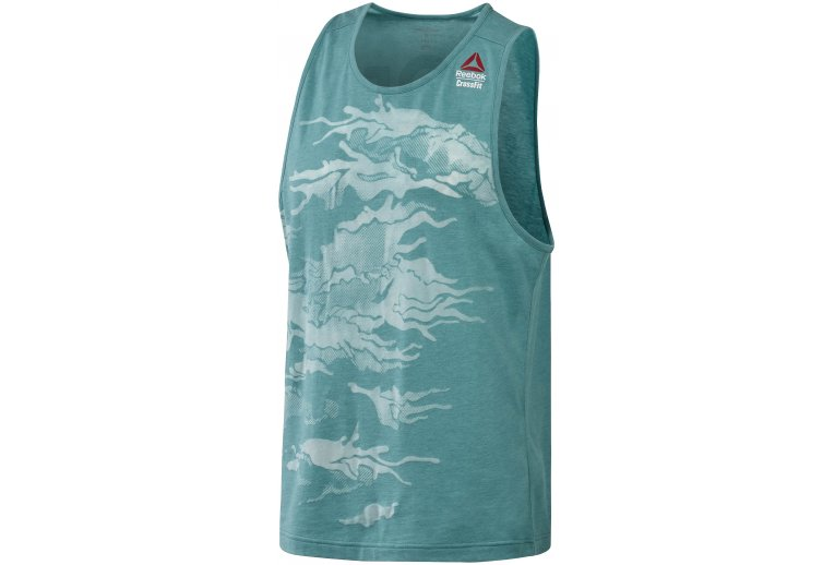 Reebok Camiseta de tirantes CrossFit Burnout