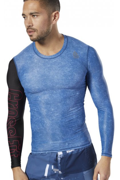 Reebok Camiseta manga larga CrossFit Compression