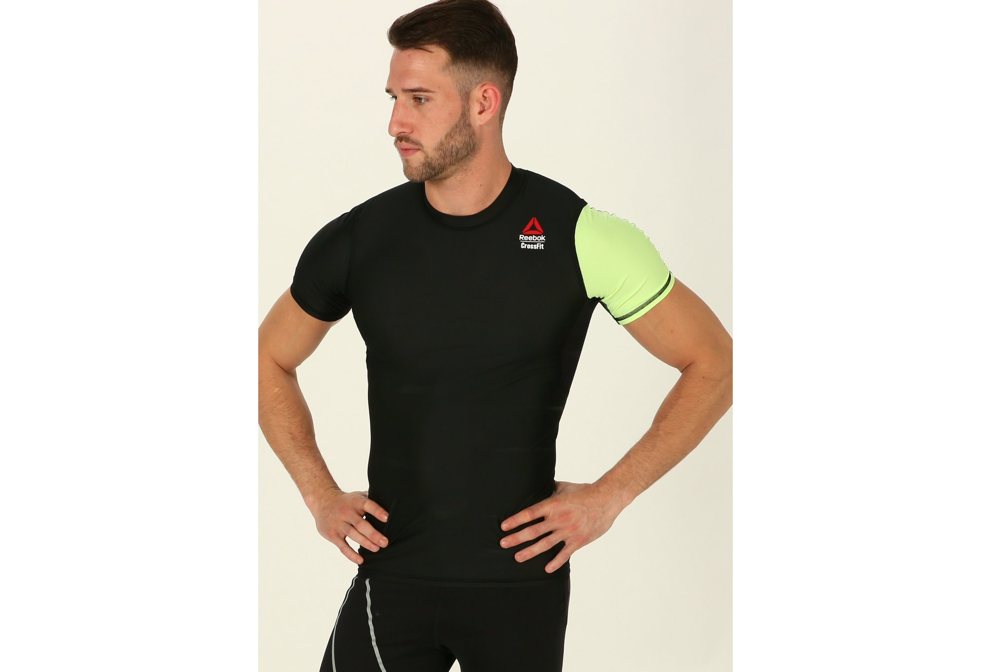 Reebok CrossFit Compression M vêtement running homme