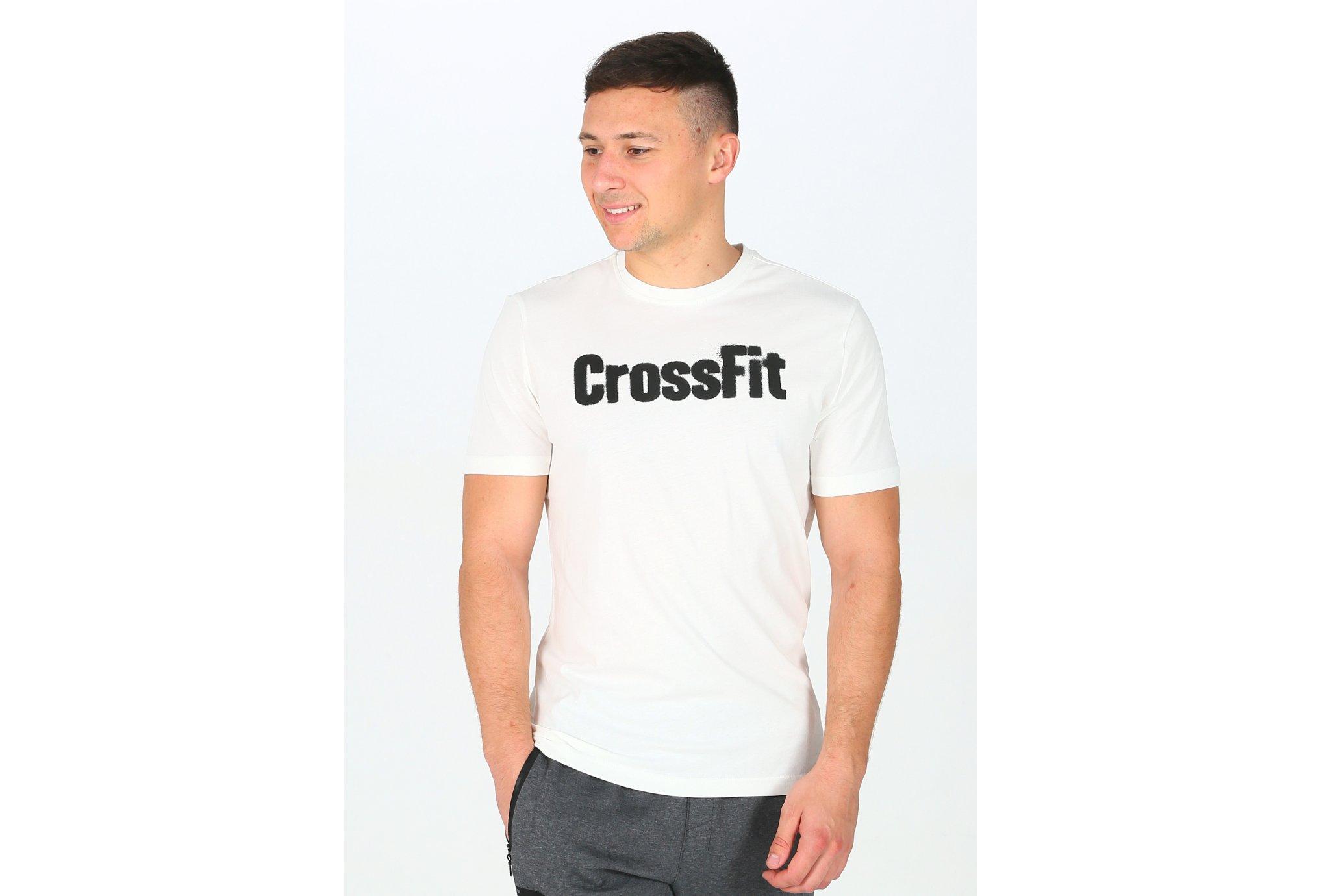 Reebok CrossFit High Intensity M Diététique Vêtements homme