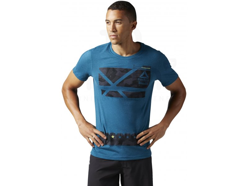 Training Performance Homme Crossfit Blend M Graphic Reebok Vêtements vIfybgmY76