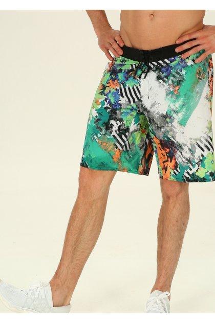 Reebok Pantalón corto Crossfit Super Training Floral
