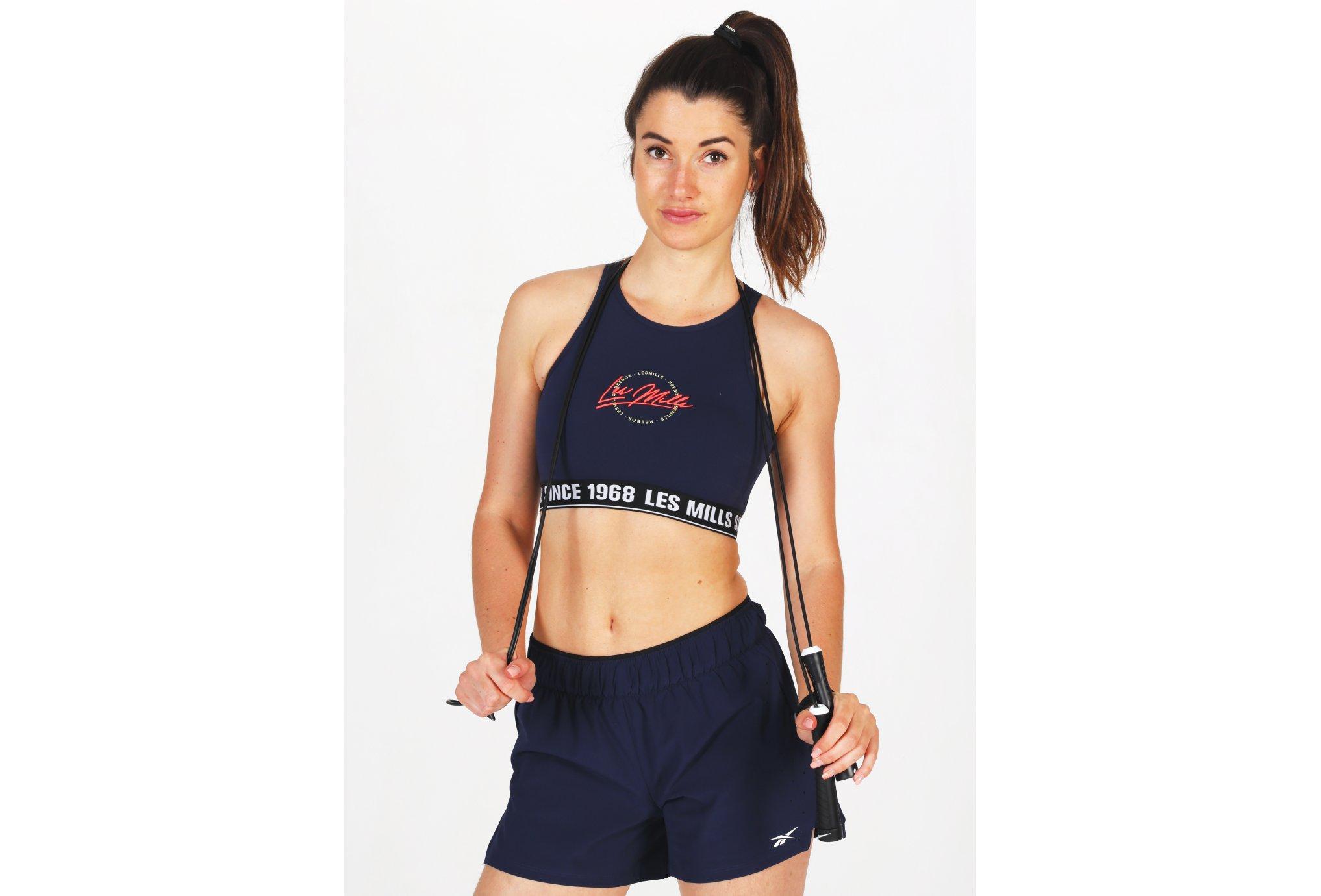 Reebok Les Mills Beyond The Sweat vêtement running femme