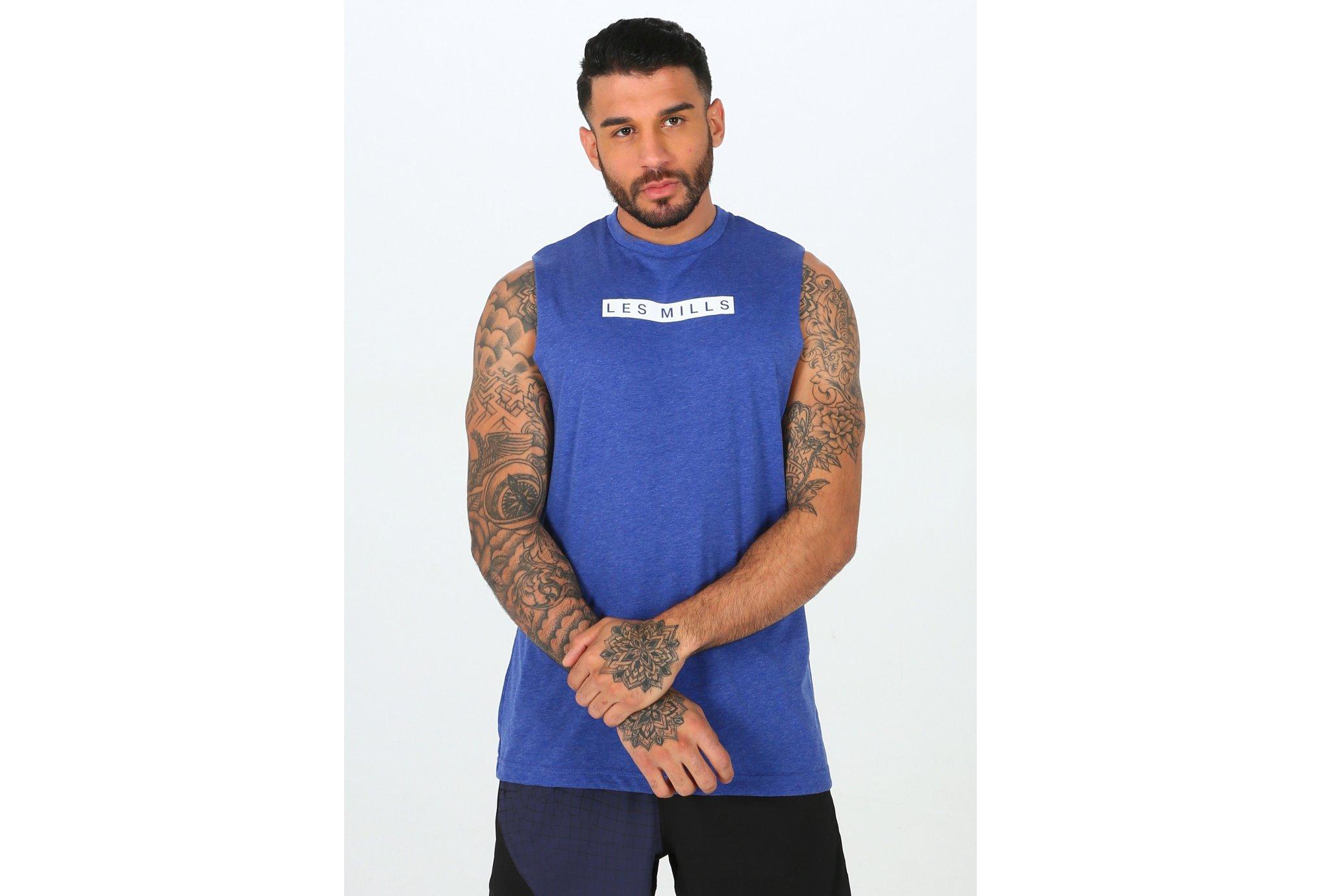 Reebok Les Mills Muscle M vêtement running homme