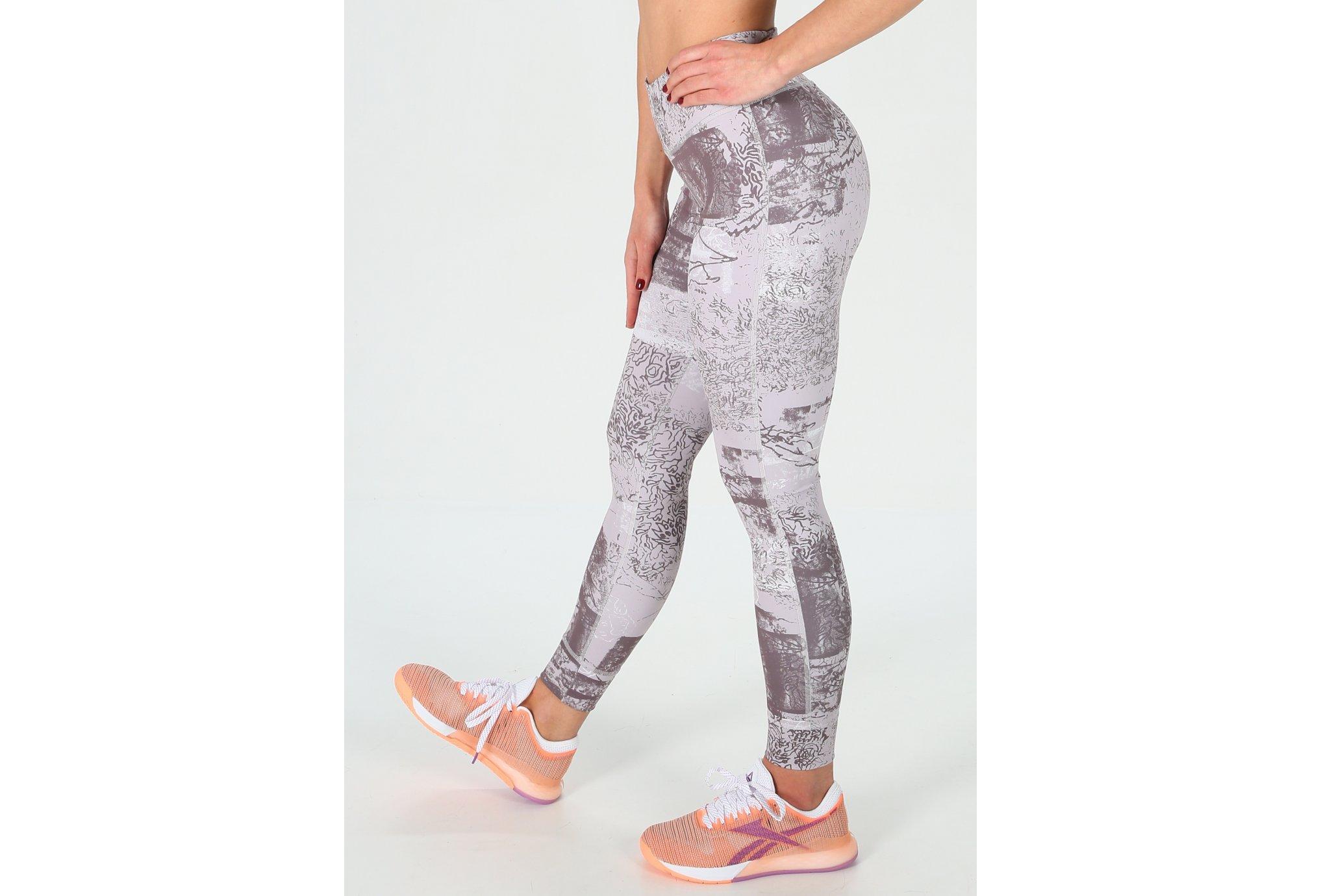 Reebok Lux Bold AOP W vêtement running femme
