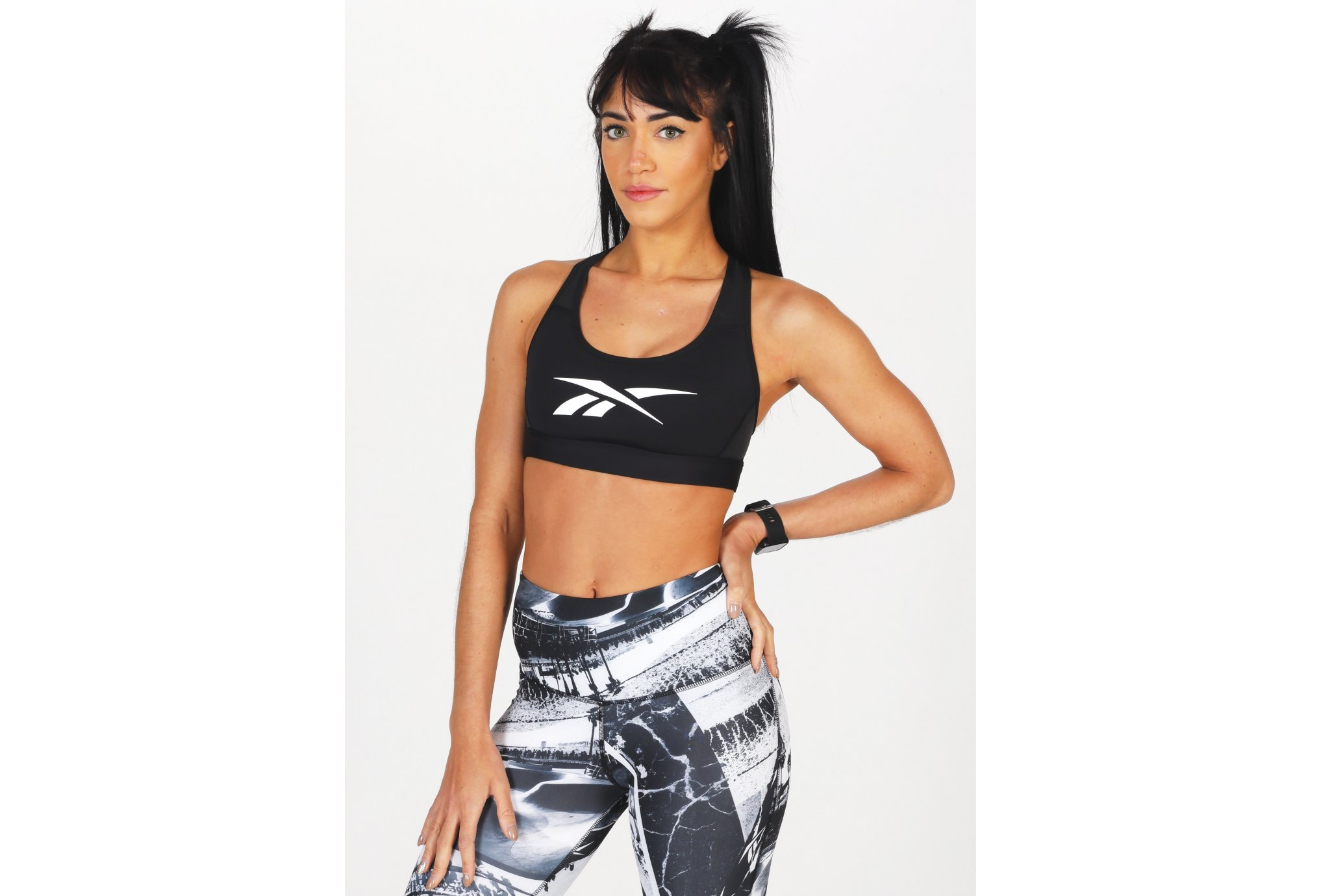 Reebok Lux Racer W vêtement running femme