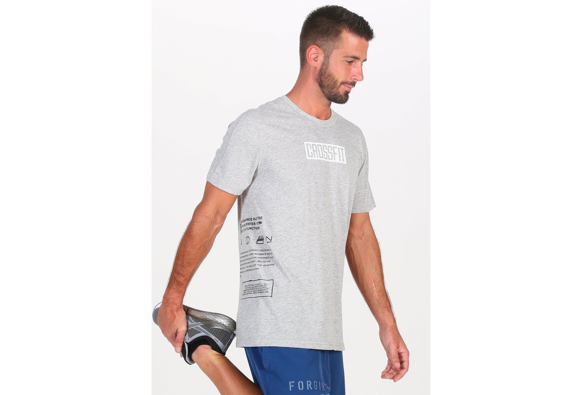 Reebok Move M Diététique Vêtements homme