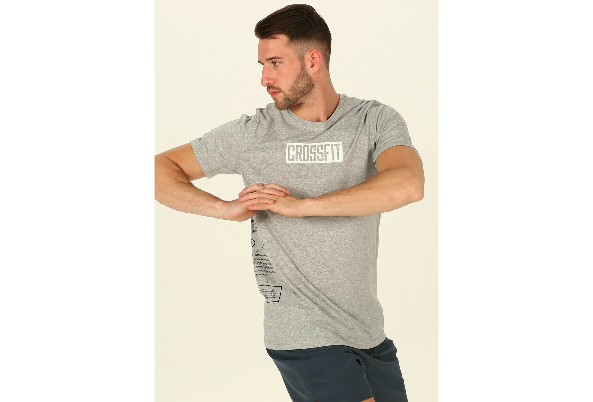 Reebok Move M vêtement running homme