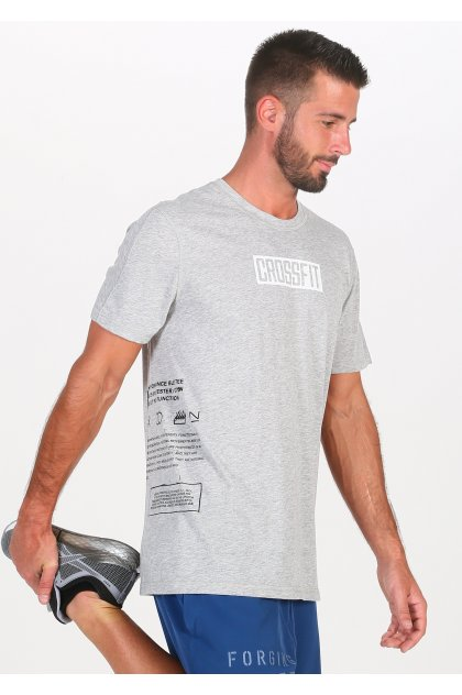 Reebok Camiseta manga corta Move