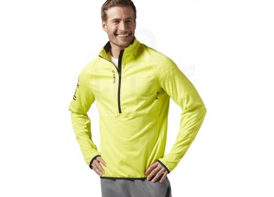 Reebok One Series HexaWarm 1/4 Zip M