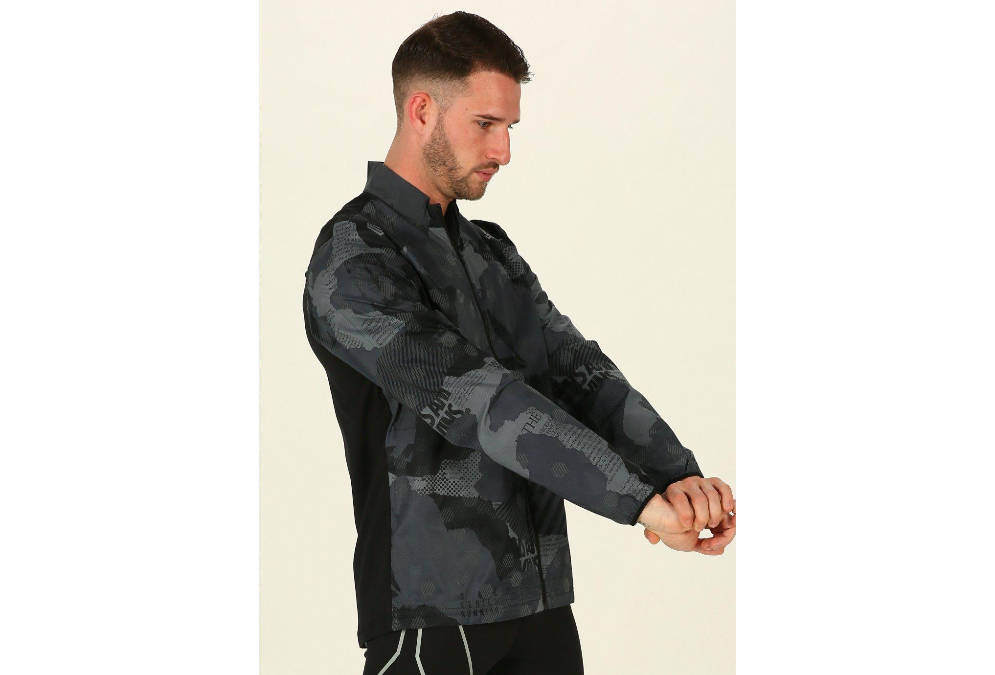 Reebok One Series Running Reflect M Diététique Vêtements homme