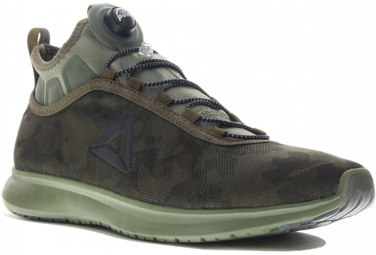 Reebok Pump Plus Camo