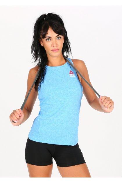 Reebok camiseta de tirantes RC AC + Cotton