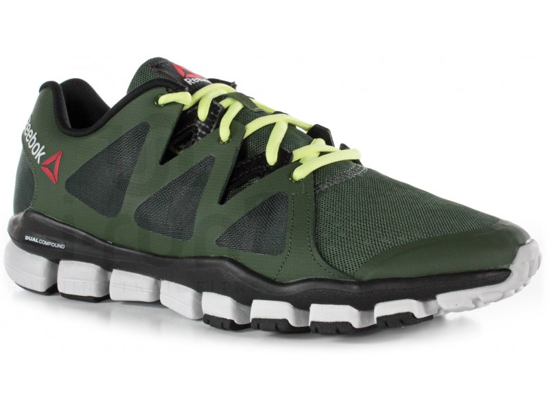 Reebok RealFlex Transition 5.0SE M Chaussures homme Route & chemin