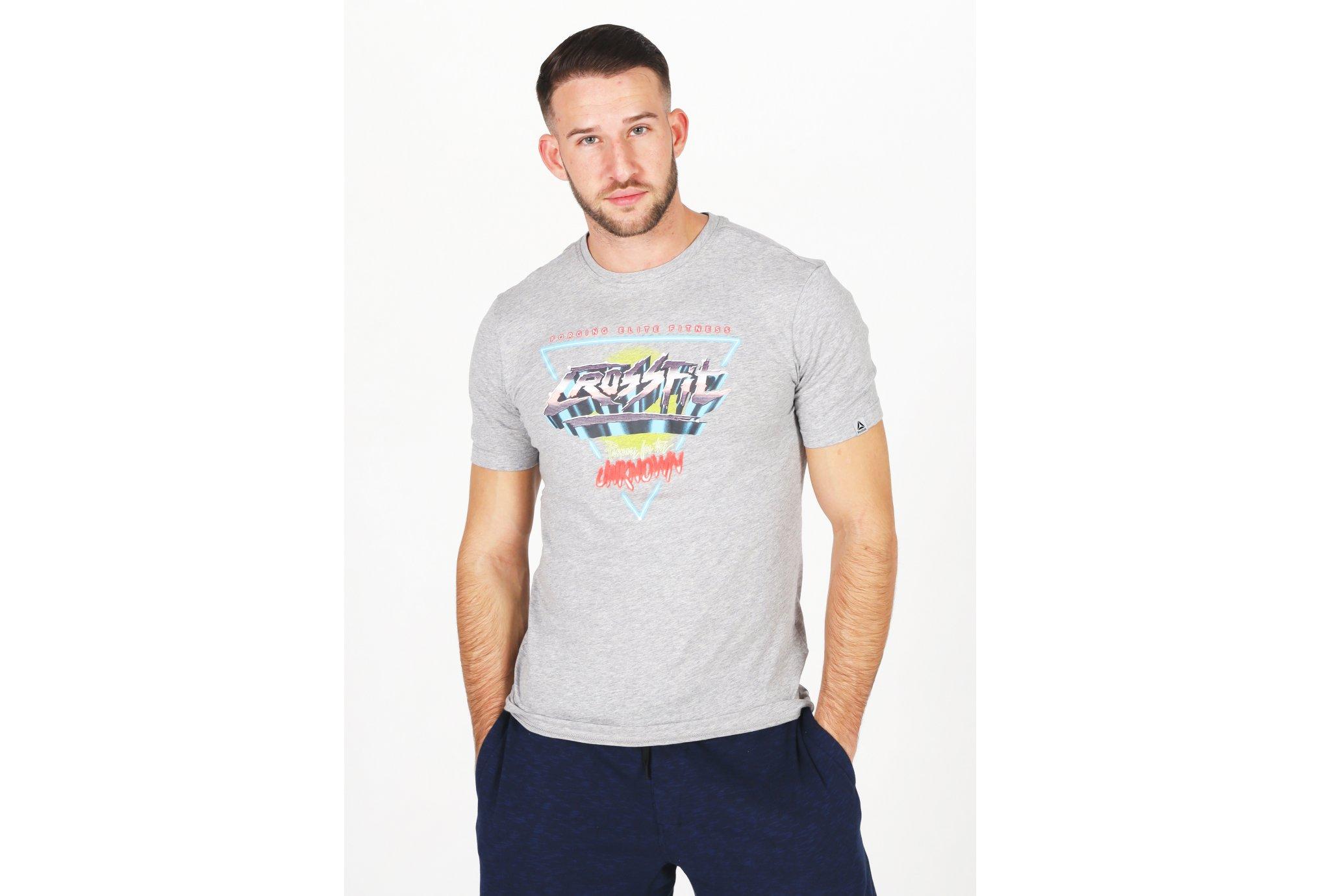 Reebok Retro Crossfit Neon M vêtement running homme