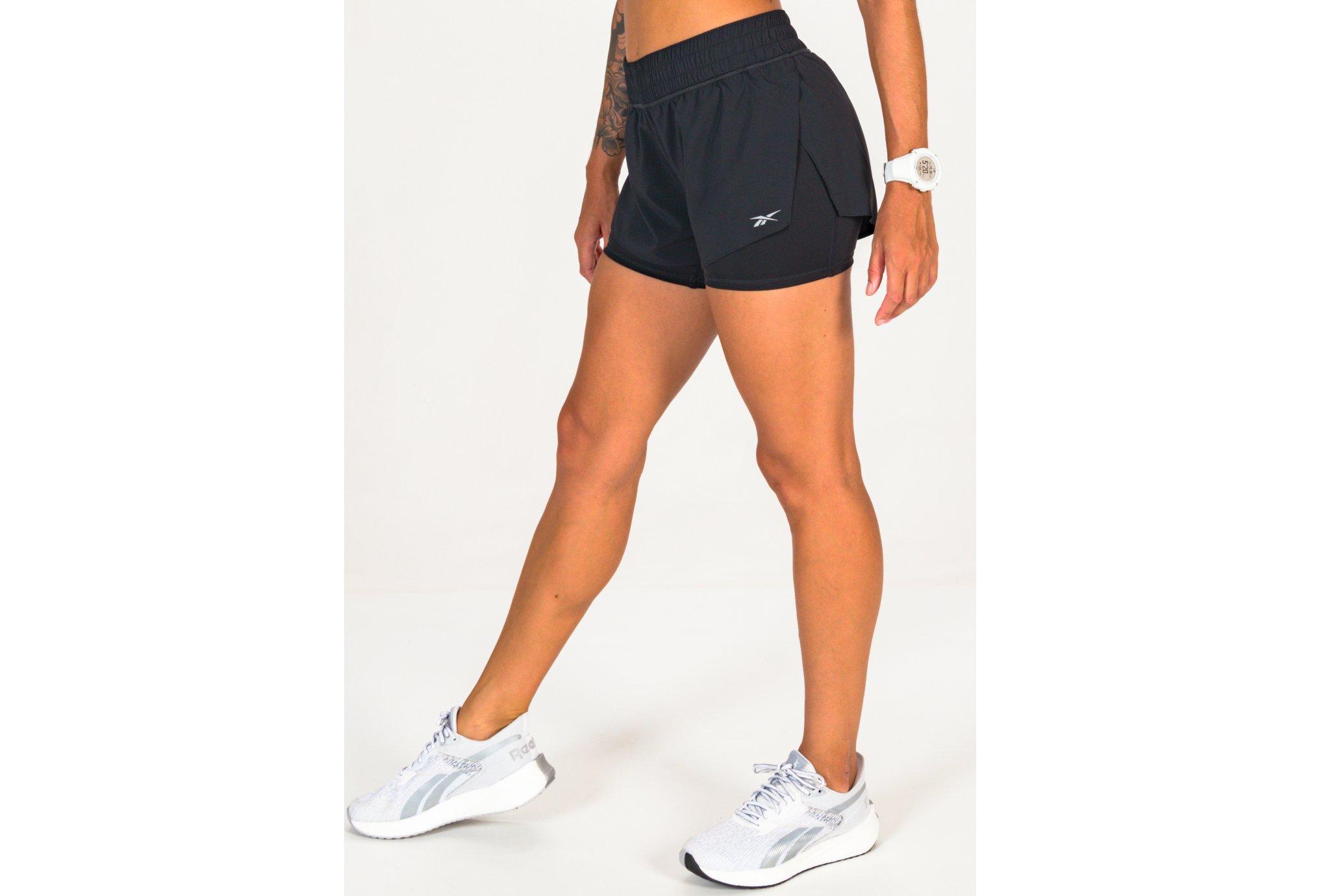 Reebok Run 2 en 1 W vêtement running femme