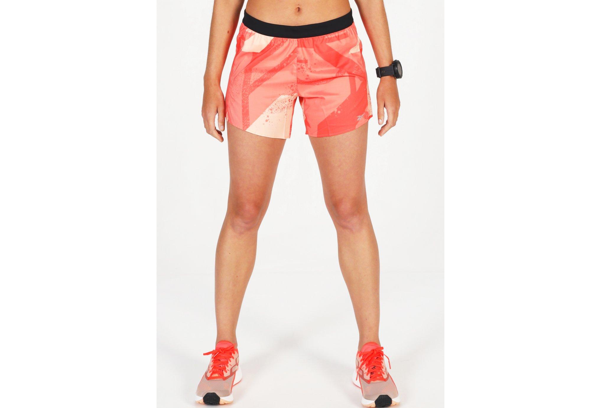 Reebok Run Essentials Allover Print W vêtement running femme