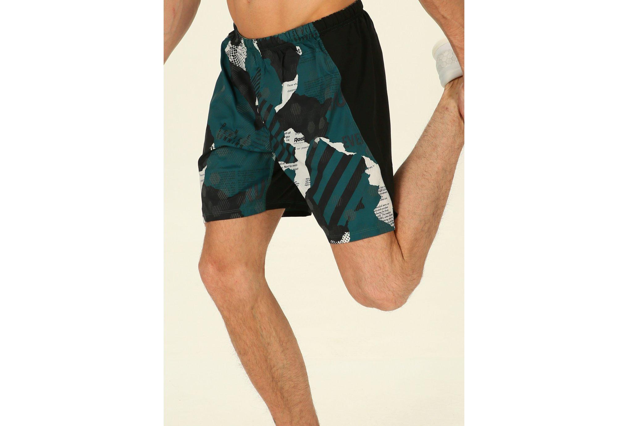 Reebok Running Print M vêtement running homme