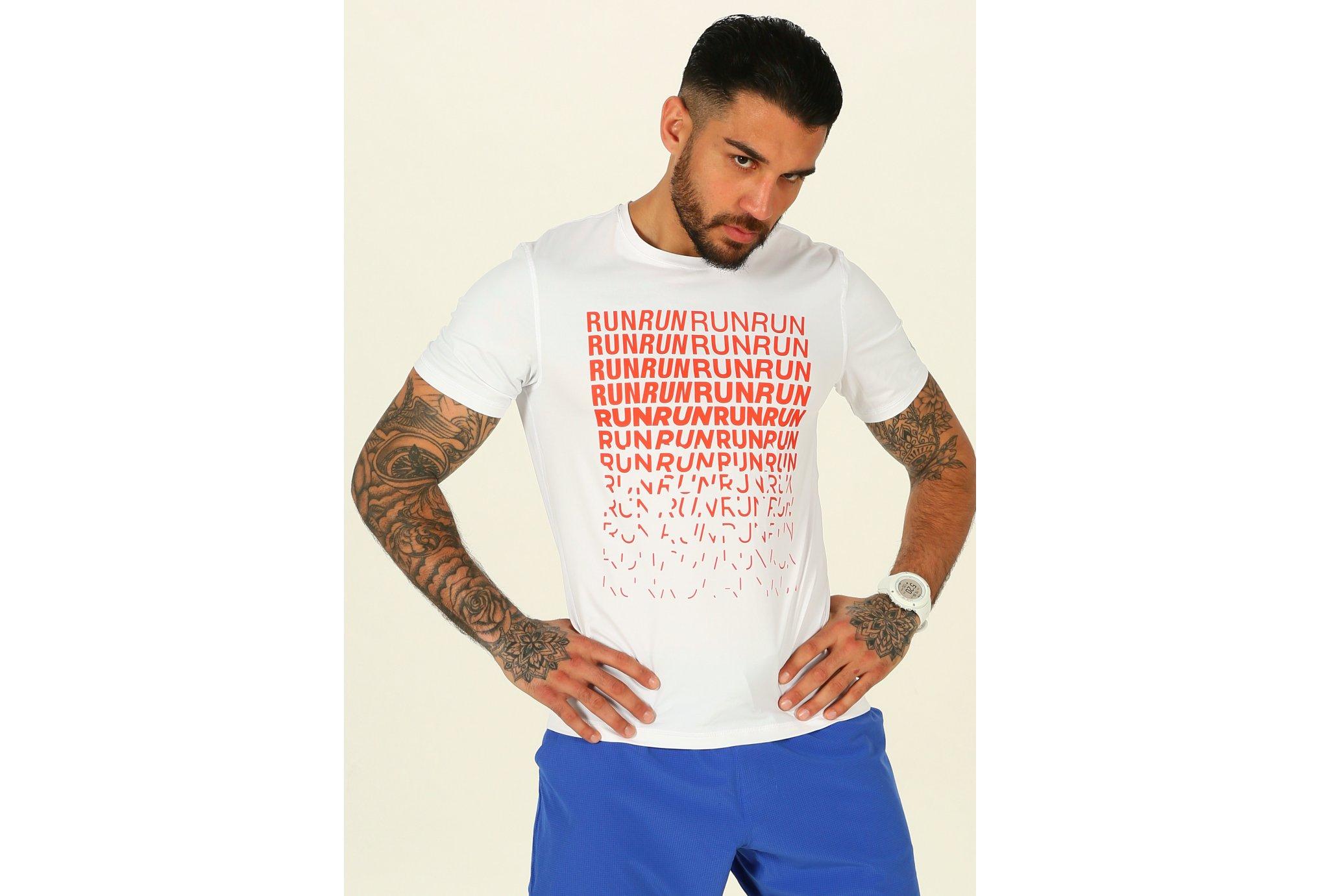 Reebok Running Activchill Graphic M vêtement running homme
