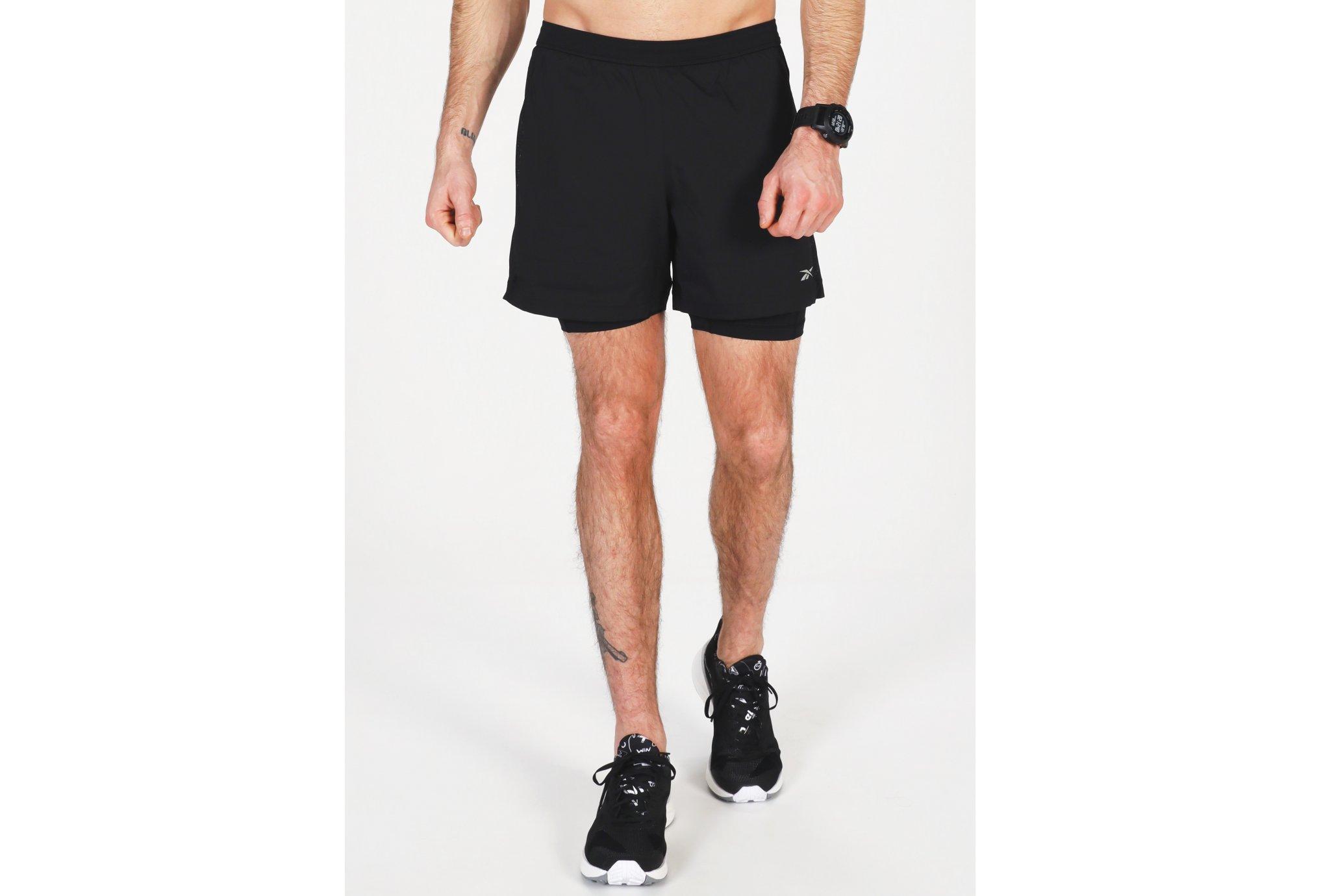 Reebok Running Essentials 2 en 1 M vêtement running homme