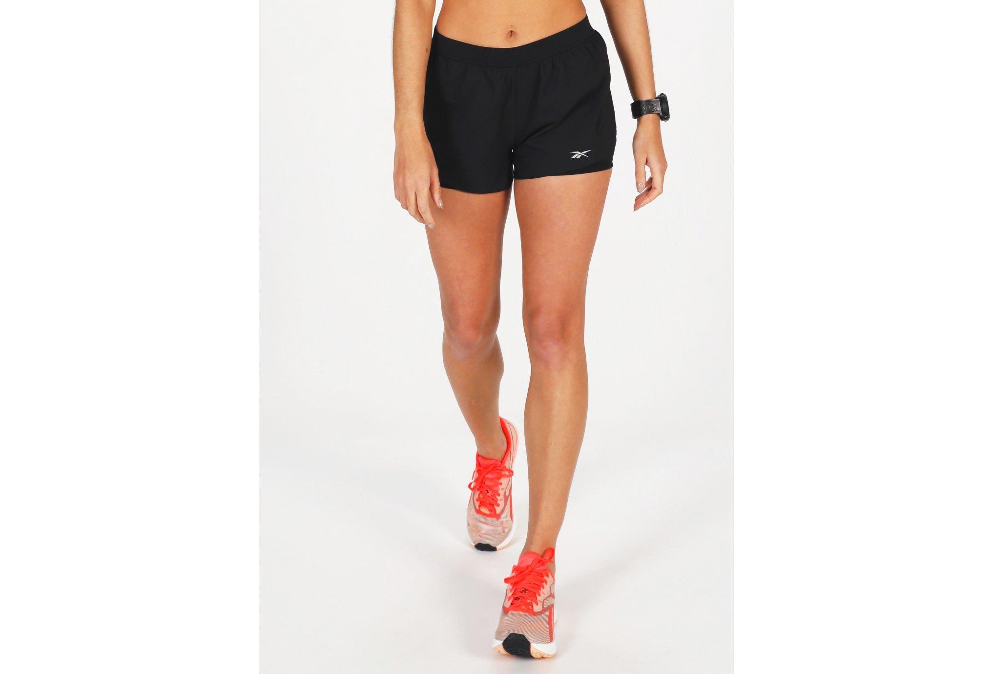 Reebok Running Essentials 2 en 1 W vêtement running femme