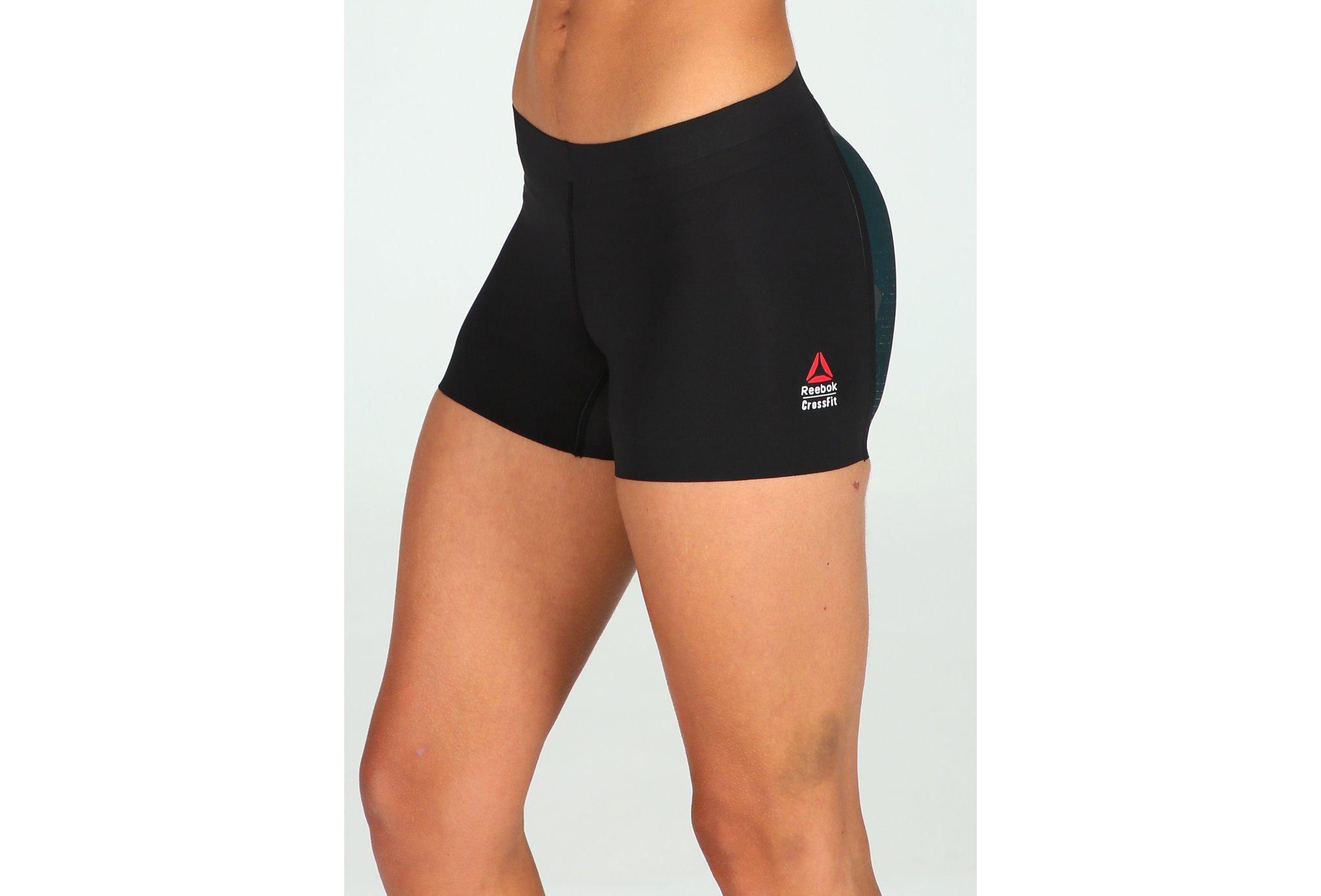 Reebok Short de compression Crossfit W Diététique Vêtements femme