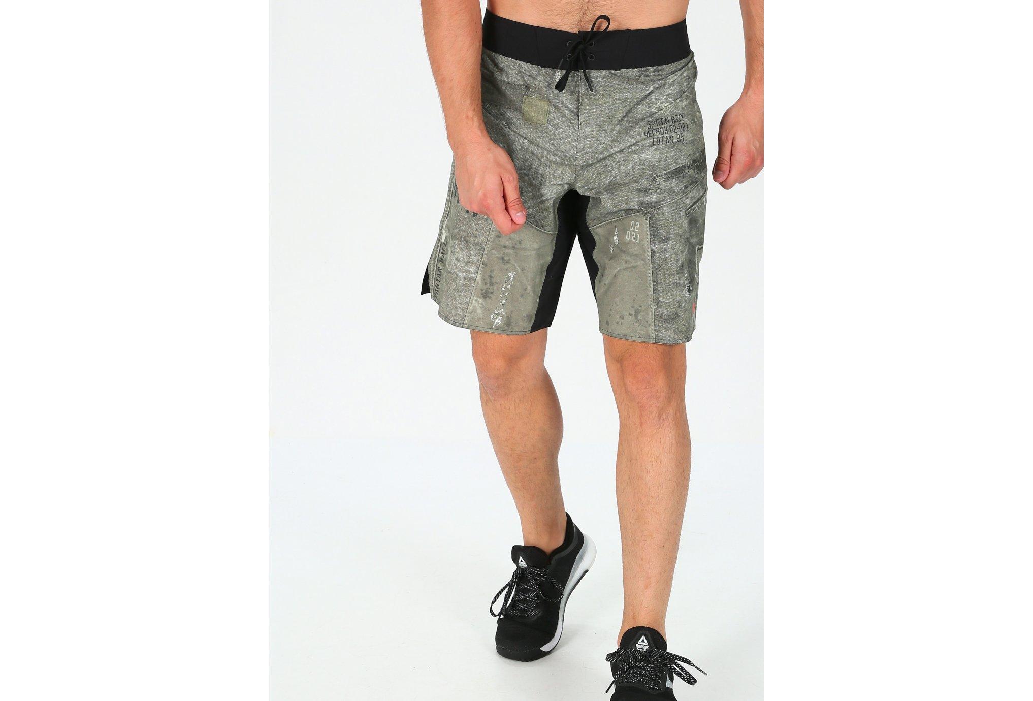 Reebok Spartan Race M Diététique Vêtements homme