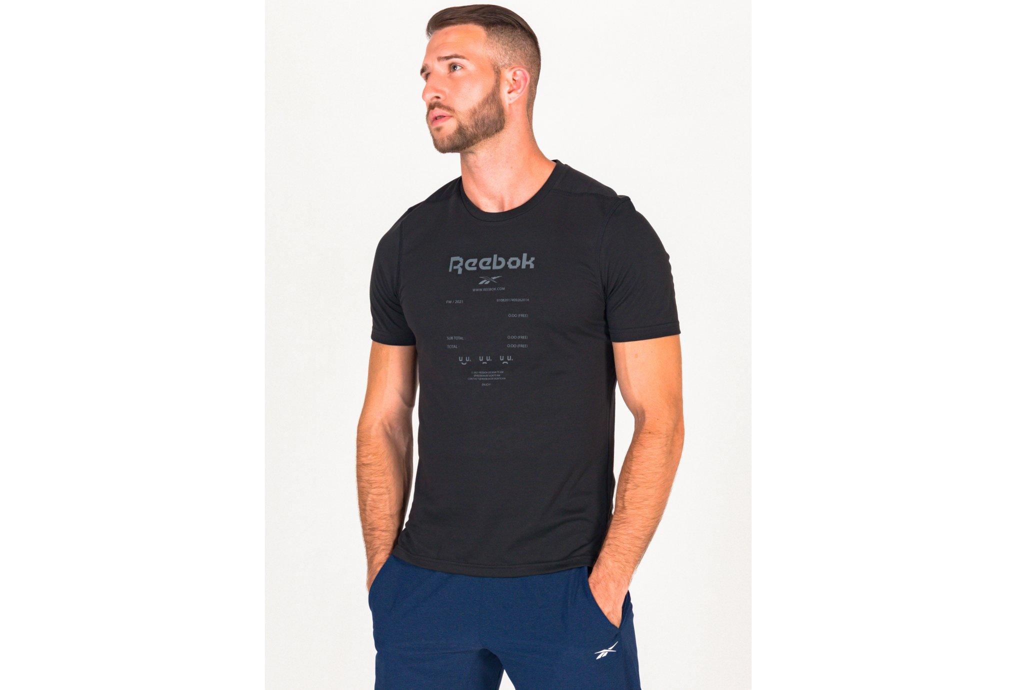 Reebok Speedwick Move M vêtement running homme