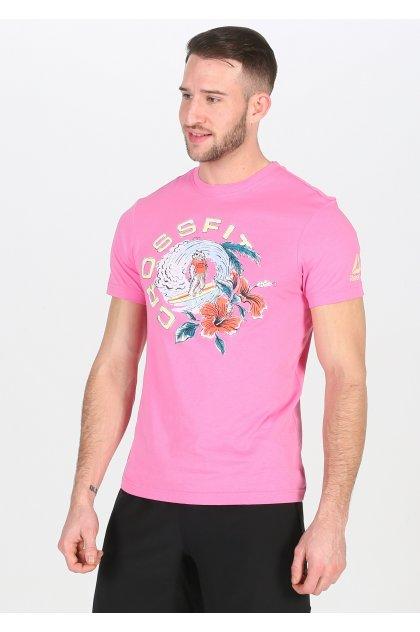 Reebok camiseta manga corta Surfing Bear
