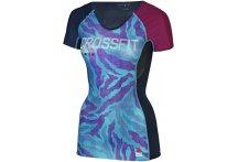 Reebok Camiseta manga corta Compression CrossFit W