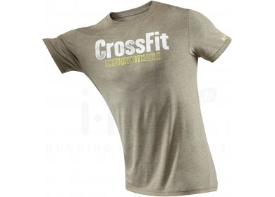 Reebok Tee shirt CrossFit Graphic T10 M