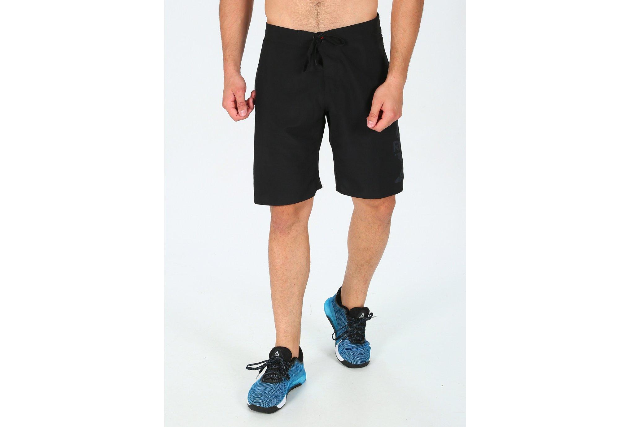 Reebok Training 2 en 1 M vêtement running homme