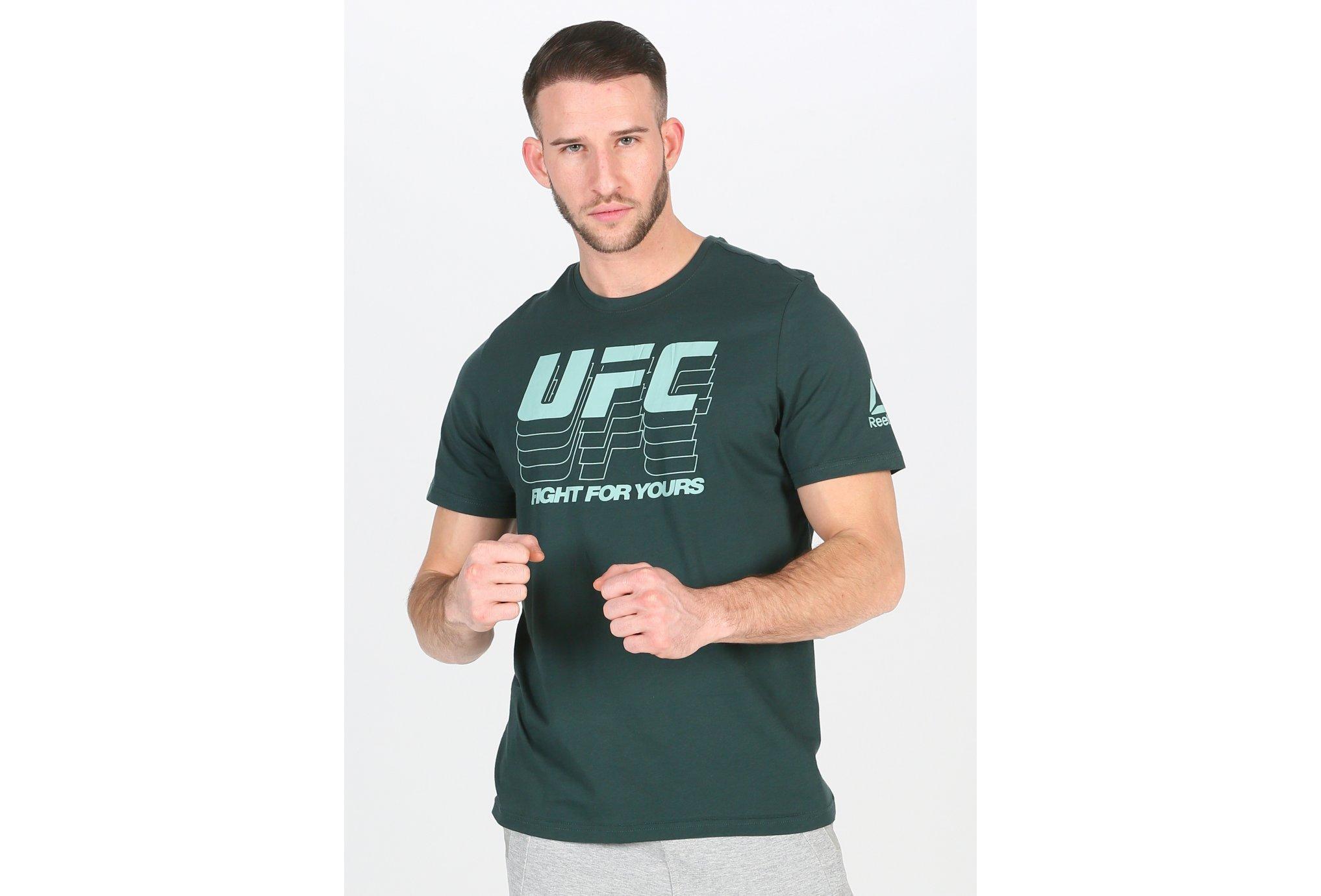 Reebok UFC Fan Gear M Diététique Vêtements homme