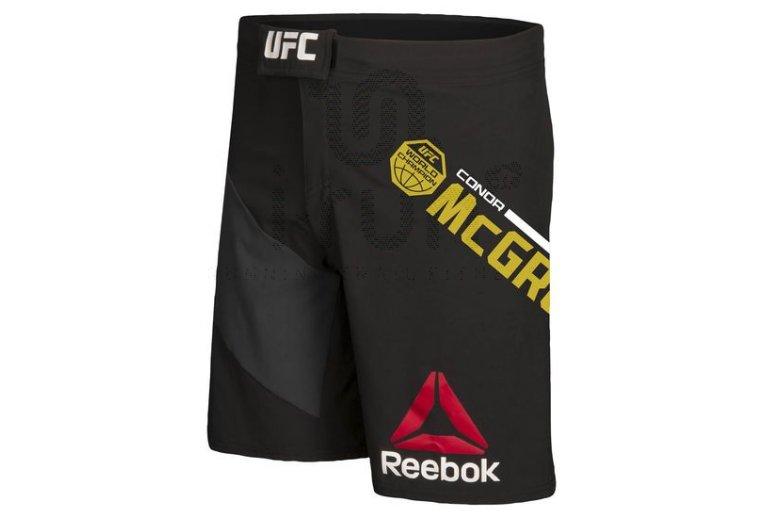 Reebok Pantalon Corto Ufc Fight Kit Champion Octagon En Promocion Hombre Ropa Pantalones Cortos Reebok